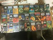 Collectible Huge Gigantic Lot Of 121 Mostly Brand New Doctor Who Books