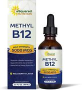 Vitamin B12 Sublingual For Metabolism And Energy Support
