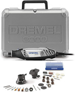 Dremel 3000-2/28 Variable Speed Rotary Tool Kit- 2 Attachments And 28 Accessories-