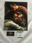 Meat Loaf Autographed Signed 11x14 Photo Fight Club Beckett Coa