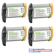 Kastar Fully Decoded Lp-e19 Battery For Canon Eos 1ds Mark Iii 1ds Markiii Lpe4