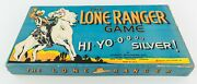 1938 The Lone Ranger Parker Brothers Inc. Hi Yooo Silver Game