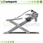 For Ford F-150 F-250 Pickup Lobo Power Window Regulator Front Right With Motor