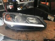 2016 2017 Honda Accord Front Right Oem Headlight W/led Drl Tested No Tabs Broke