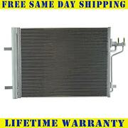 A/c Ac Condenser For Ford Fits Transit Connect 1.6l 2.5l L4 4724
