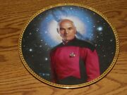 1993 Star Trek Next Generation Collector Plates Buy 1 Or Up To 8 Complete Set