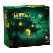 Betrayal At House On The Hill Board Game For Ages 12 And Up Wizards Of The Coast
