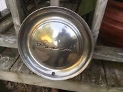 Vintage Buick 15andrdquo Hubcap Wheel Cover 1950andrsquos Nice Cool Rare