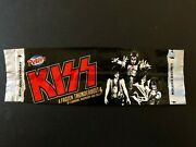 Kiss Popsicle Ice Block Empty Wrapper From 2013 By Peters Ice Cream In Australia