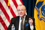 Phil Murphy New Jersey Us Governor Glossy Poster Picture Photo Banner Print 6209