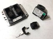 1998-2005 Holden Astra Ts Opel Vauxhall Ecu Security Kit 09133261 Plug And Play