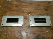 1963 1964 Buick Riviera Floor Shift Oem Console Chrome Rear Vents Gm 1355322.