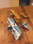 Shiner Bock Combo Texas Airplanes Made From Real Beer Can Neon Sign Cool Plane