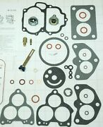 3 Holley 94 3 Bolt 2 Barrel Carb Repair Kits Street Rodders Special Eth Toleant