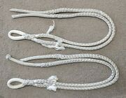 High Load 20t Mbl Chafe Protected Dynice Dux Dyneema Sk75 Soft Padeye Prototypes