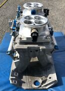 Intake Manifold Big Block Chevy Injection With Kinsler Throttle Body