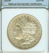 1878-s Morgan Silver Dollar Appears A Beautiful Gem+ Proof Like @@ Exquisite @@