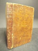 1803 Kjv New Testament Bible. Print By T B Jansen And Co, New York. Parsonage Book
