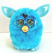 Hasbro Furby Boom Special Edition Interactive Plush Toy Solid Teal 2013