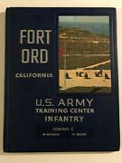 1968 Fort Ord Ca Training Infantry Company C 4th Battalion 3rd Brigade Yearbook
