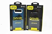 Otterbox Defender Series Case W/ Holster Clip For Samsung Galaxy S10 Only New