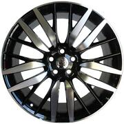 22andrdquo Wheels Rims For Range Rover Sport Hse Supercharged Land Rover Lr3 Lr4