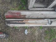 Two Antique Wood Golf Clubs One 9-x Karlan Jilman And One Putter A.j....