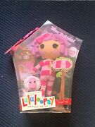Lalaloopsy Pillow Featherbed Full Size Doll With Pet Sheep And Clothes Adorable