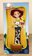 Disney Store Limited Edition Jessie The Yodeling Cowgirl 16 Talking Doll