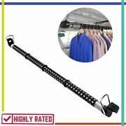 Clothes Bar Car Hanger Expandable Vehicle Clothing Rod Garment Rack By Beinhome