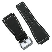 B And R Bands Bell And Ross Br01 Br03 Waterproof Watch Band Straps Choice Of Colors
