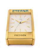 Eterna Precision Desk Clock Advertising For Retailers From The 1960s