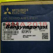 1pc New In Box Driver Mr-j4-350b4-rj 1 Year Warranty Fast Delivery