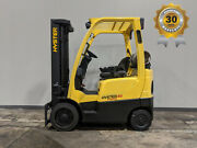 2008 Hyster S40ft 4000lb Smooth Cushion Forklift Lpg Lift Truck Hi Lo 83/130