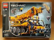 Lego 8421 Technic Mobile Crane New And Sealed