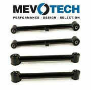 For Dodge Ram 1500 09-12 Pairs Of Rear Upper And Lower Control Arms Kit Mevotech
