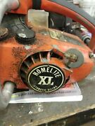 Homelite Super Xl Automatic Chainsaw Runs Strong 3.55 Cc Power Head Only.
