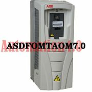 1pc New Abb Inverter Acs550-01-087a-4 45kw One Year Warranty Free Shipping