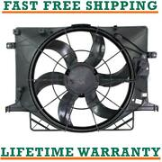 Radiator Fan For 10-12 Hyundai Fits Genesis Coupe 2.0l L4 Free Shipping