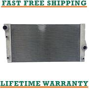 Radiator For 11-16 Bmw Fits 535i 3.0l L6 Free Shipping