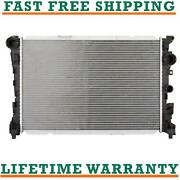 Radiator For 07-16 Mercedes-benz Fits E63 Amg 5.5l 6.3l V8 Free Shipping