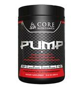 Core Nutritionals Core Pump Discontinued Choose Flavor - Free Shipping