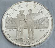 2004 P 1 Lewis And Clark Commemorative Silver Dollar Coin Proof