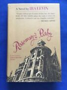 Rosemaryand039s Baby - First Edition By Ira Levin