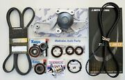 Aisin Water Pump And Timing Belt Kit W/ Thermostat For Acura Tl 09-14 / Tsx 10-14