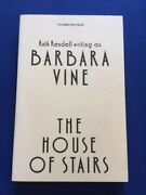 The House Of Stairs - Uncorrected Proof By Barbara Vine Aka Ruth Rendell