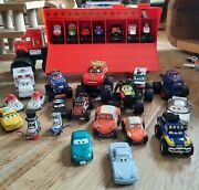 Disney Toy Cars Vehicles Lightning Mcqueen Mater Tall Tales Kabuto Gto Trooper