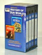Prentice Hall History Of Our World Discovery School Video Program Vhs Homeschool