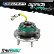 1pc Front Or Rear Wheel Hub Bearing For 2009 2010 2011-2013 Chevy Corvette Zr1