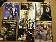 Tomart's Action Figure Digest Magazines Lot Of 7 Issues 170-176 Star Wars